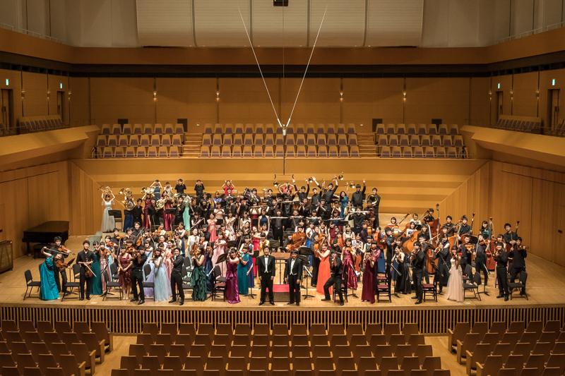 東京六大学オーケストラ連盟 第8回合同演奏会   http:www.itocolor.jp